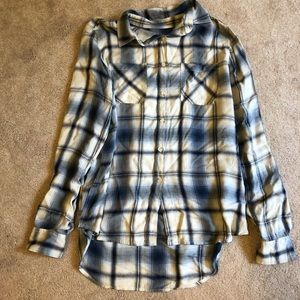 Tops - Flannel button up